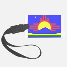 270px-Roswell_flag.svg.png Luggage Tag