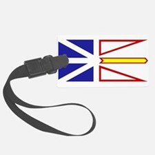 Newfoundland and Labrador.png Luggage Tag
