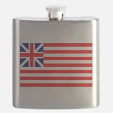 Grand Union Flag 1775.png Flask