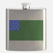 Green Mountain Boys Flag.png Flask