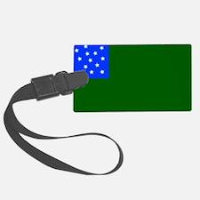 Green Mountain Boys Flag.png Luggage Tag