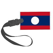 Laos.svg.png Luggage Tag
