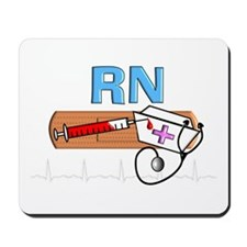 RN Blue.PNG Mousepad