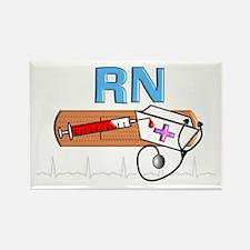 RN Blue.PNG Rectangle Magnet (10 pack)