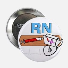 "RN Blue.PNG 2.25"" Button (10 pack)"