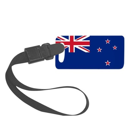 New_Zealand.svg.png Small Luggage Tag