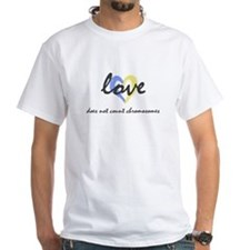 """Love does not count chromosomes"" Shirt"
