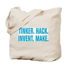 Maker Faire stuff Tote Bag
