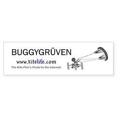 Buggygruven<br>Bumper Bumper Sticker