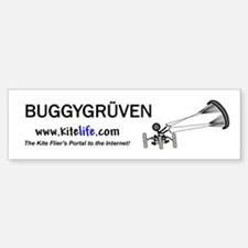 Buggygruven<br>Bumper Car Car Sticker