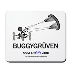 Buggygruven<br> Mousepad