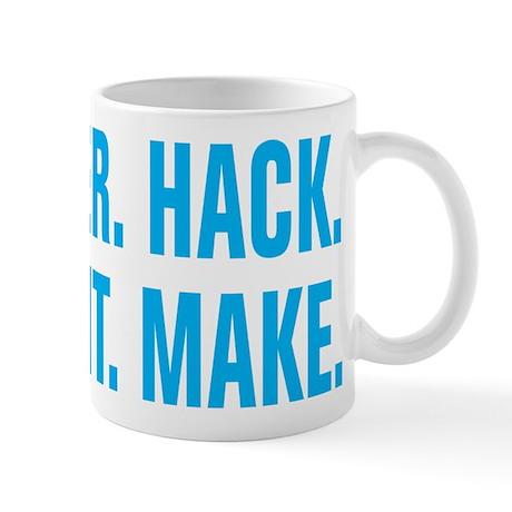 Tinker Hack Invent Make Mug