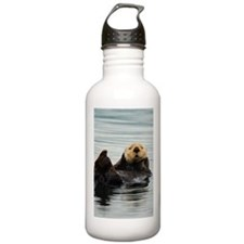 Alaskan Sea Otter Water Bottle