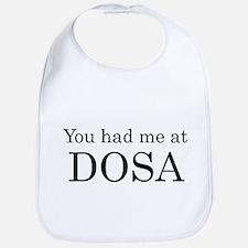 You Had Me at Dosa Bib