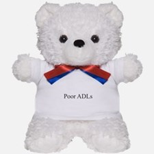 Psychobabble Teddy Bear