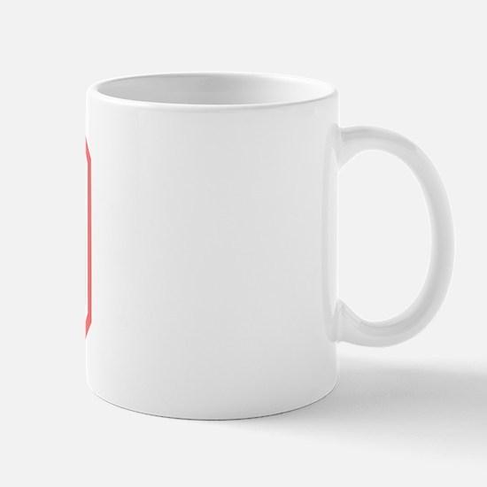 Varsity Uniform Number 49 (Pink) Mug