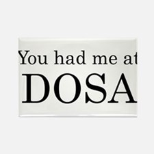 You Had Me at Dosa Rectangle Magnet (10 pack)