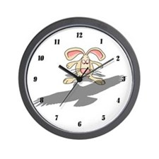 What the...? Wall Clock