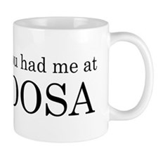 You Had Me at Dosa Small Mug