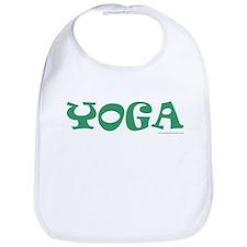 YOGA (Green) - Bib