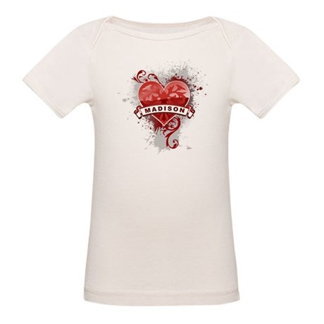 Love Madison Organic Baby T-Shirt
