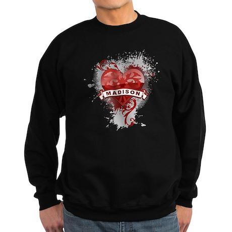 Love Madison Sweatshirt (dark)