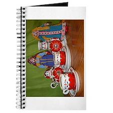 Russian Doll Tea Time Journal