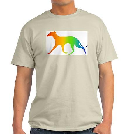 Whippet Ash Grey T-Shirt