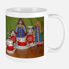 Russian Doll Tea Time Mug
