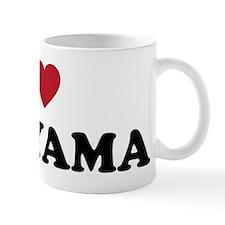 I Love Okayama Mug