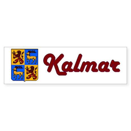 Kalmar County Bumper Sticker