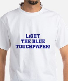 LIGHT THE BLUE TOUCHPAPER
