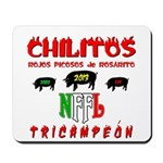 Chilitos Left-Handed Mousepad