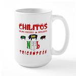 Chilitos Beeger Large Mug