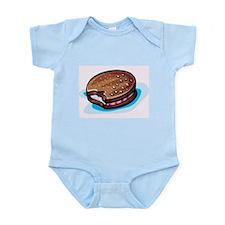 Burger Infant Bodysuit