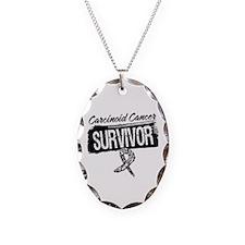 Survivor - Carcinoid Cancer Necklace