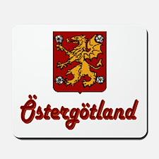 Östergötland Mousepad