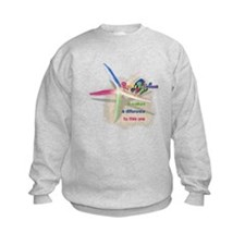 It Makes a Difference Kids Sweatshirt