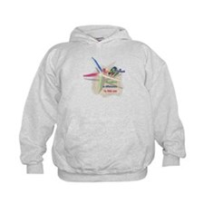 It Makes a Difference Kids Hoodie