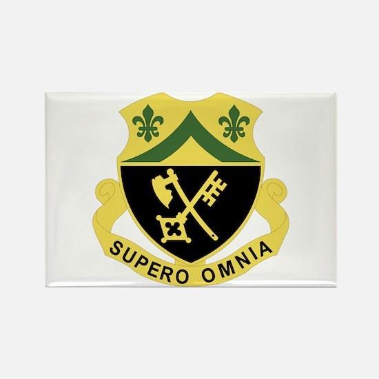 DUI - 1st Battalion - 81st Armor Regiment Rectangl