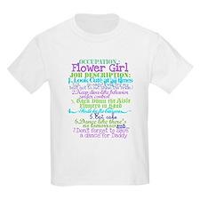 occupationflowergirlpur T-Shirt