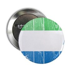 """Sierra Leone Flag And Map 2.25"""" Button"""