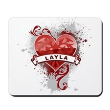 Love Layla Mousepad