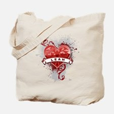 Love Leah Tote Bag