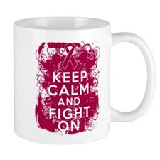 Multiple Myeloma Keep Calm Fight On Mug