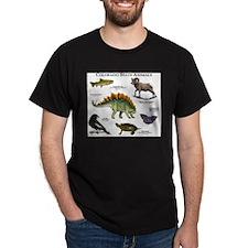 Colorado State Animals T-Shirt