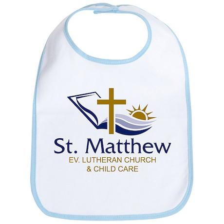 St. Matthew Logo Bib