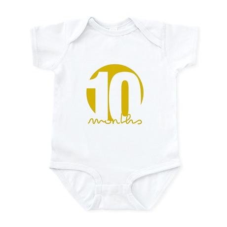 10 Month Identifier Infant Bodysuit
