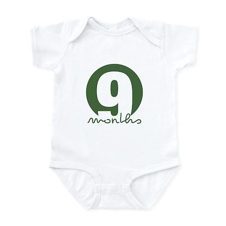 9 Month Identifier Infant Bodysuit