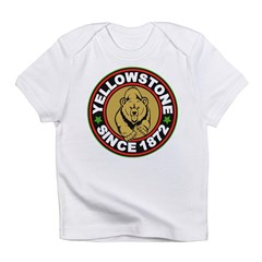 Yellowstone Black Circle Infant T-Shirt